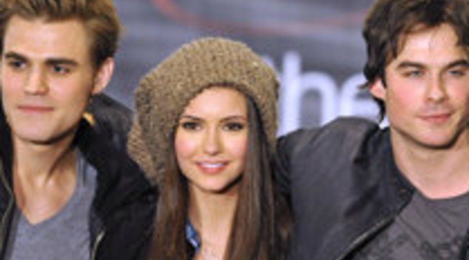 Vampire Diaries: Zweite Staffel!
