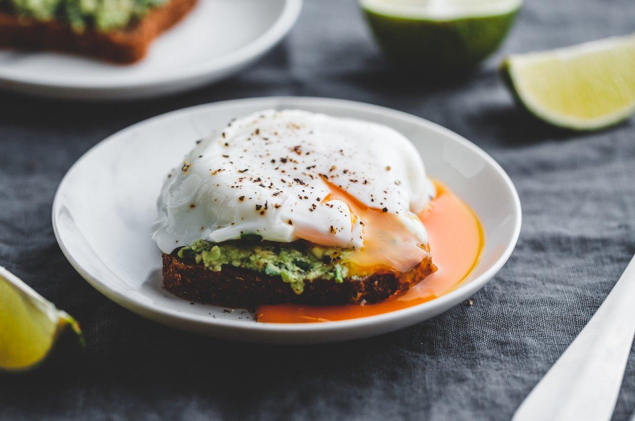 Low Carb Frühstück Eiweißbrot