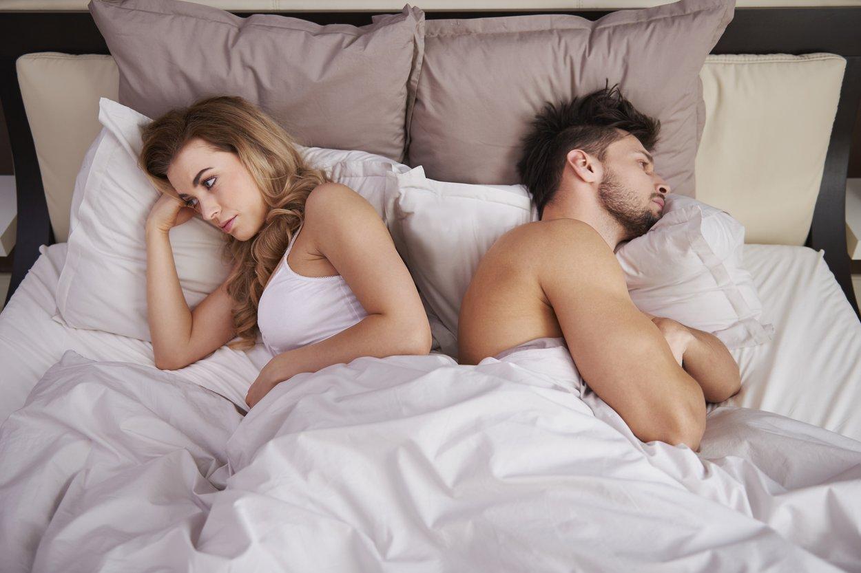 Frust im Sexleben