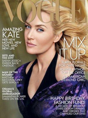 Kate Winslet: großzügig retuschiert
