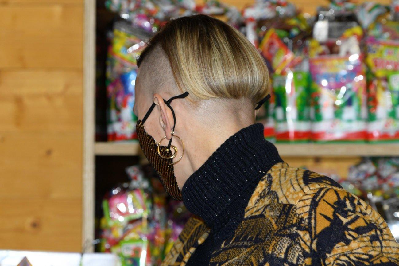 Fürstin Charlene neue Frisur