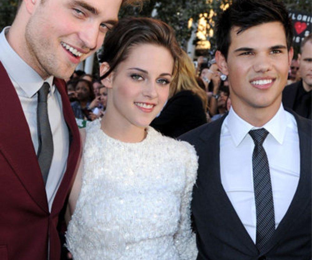 Eclipse Weltpremiere mit Robert Pattinson, Kristen Stewart und Taylor Lautner