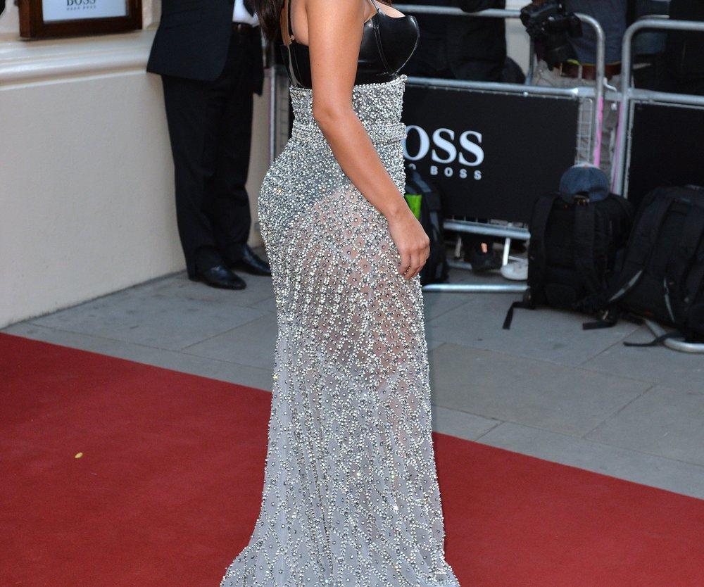 "Kim Kardashian: Trophäenklau bei den ""GQ Awards"""