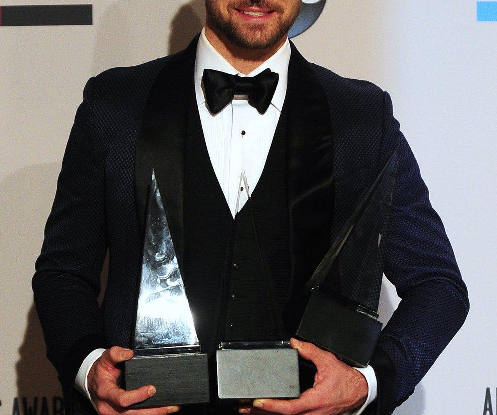 Justin Timberlake feiert alleine