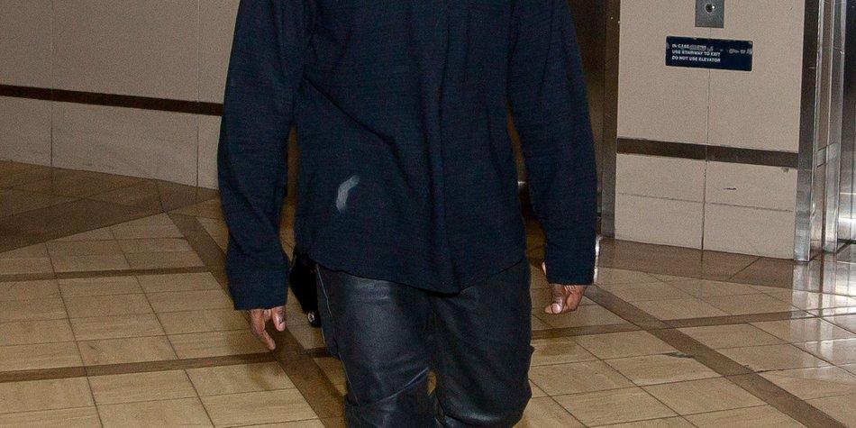 Kanye West nimmt eine Pause vom Baby