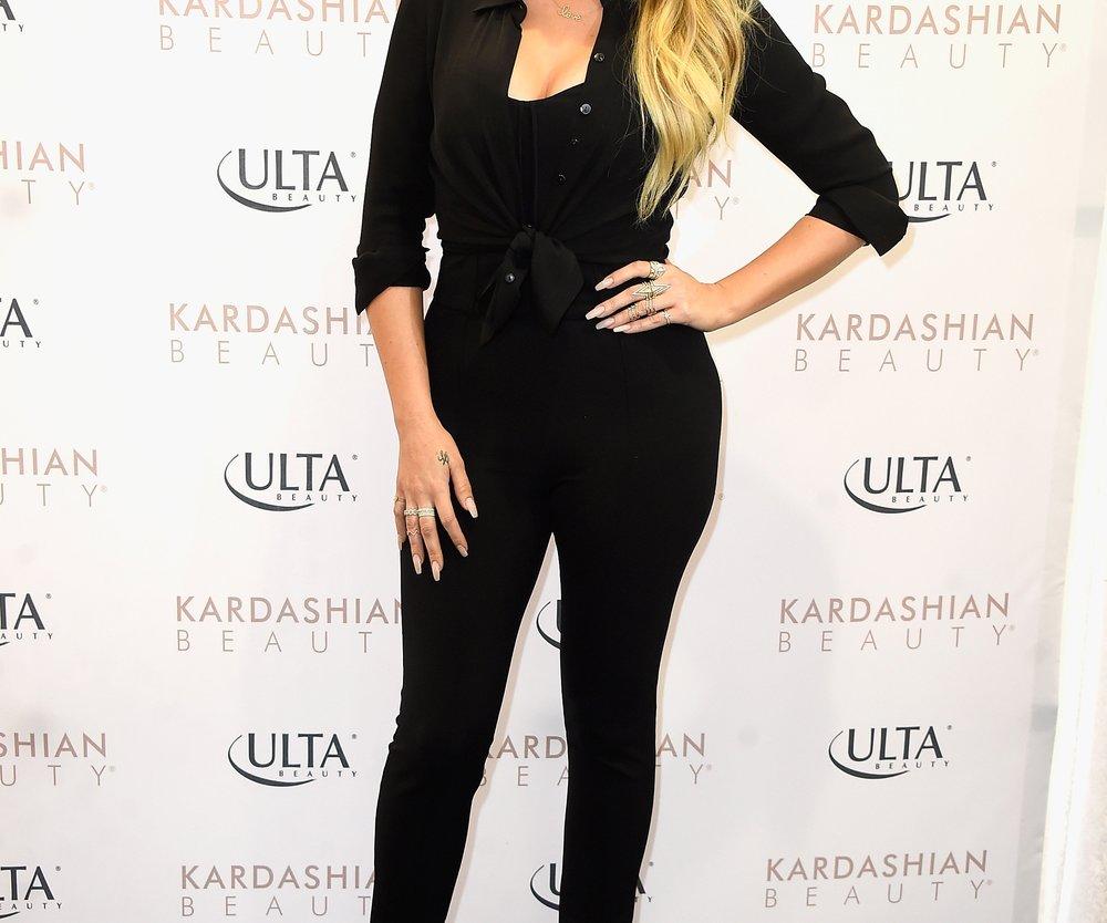 Khloe Kardashian verrät ihr Abnehmgeheimnis