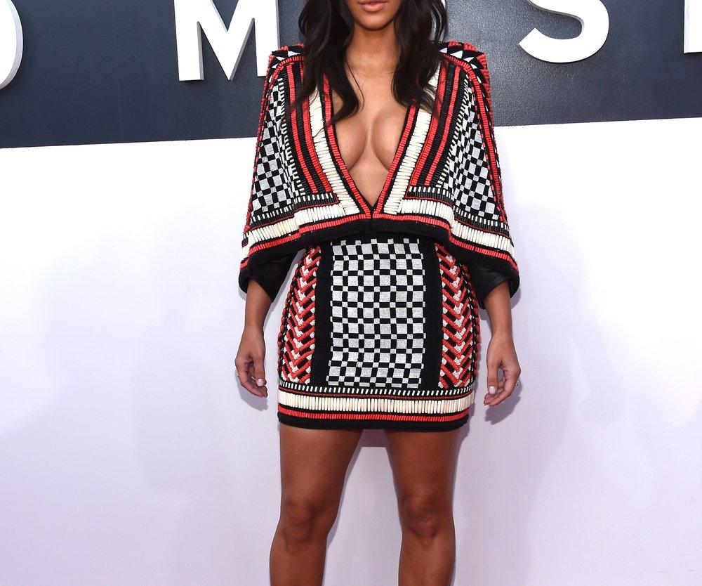 Kim Kardashian: Jetzt wurden ihre Nacktfotos geleakt