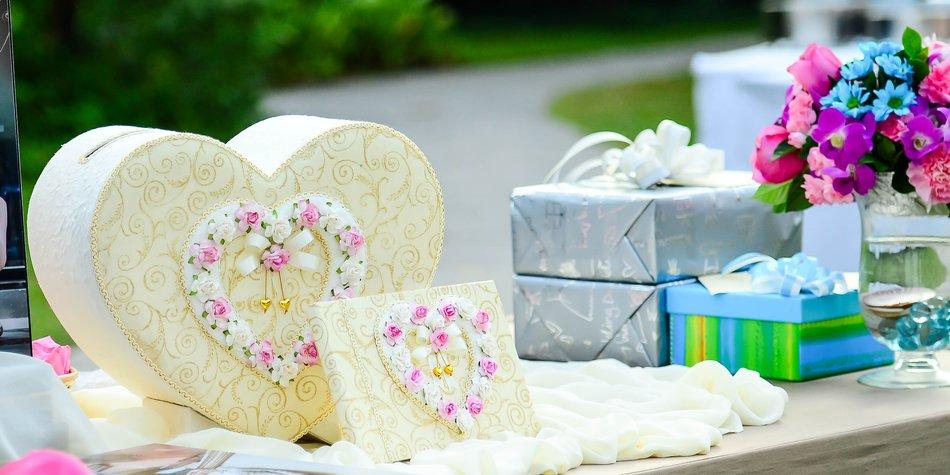 nützliche Hochzeitsgeschenke