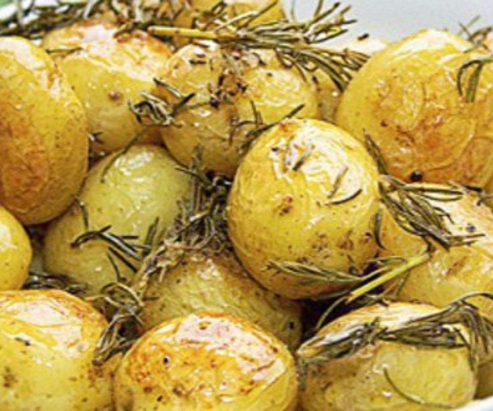Rosmarinkartoffeln vom Blech
