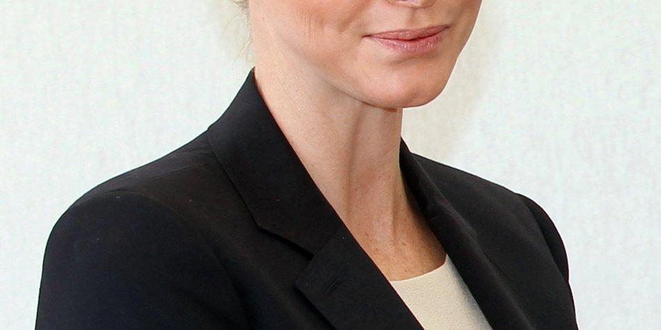Charlène von Monaco hat die Haare ab