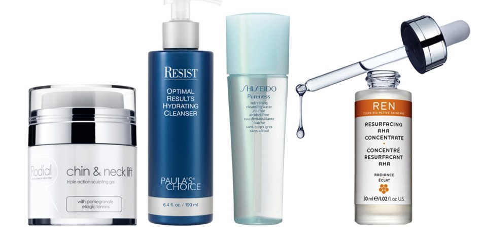 REN, Rodial, Shiseido, Resist Paula's Choice