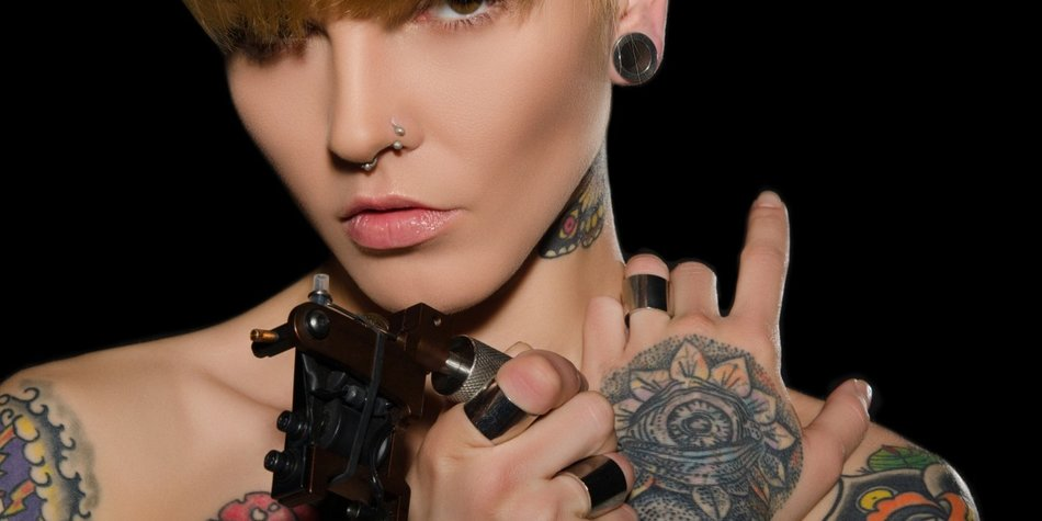 Tattoos selber stechen