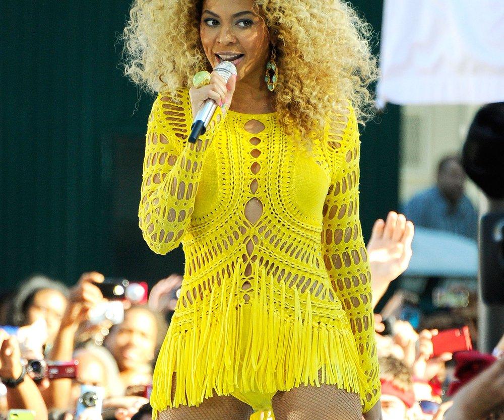 Beyonce wird schlecht, wenn sie Rihanna sieht