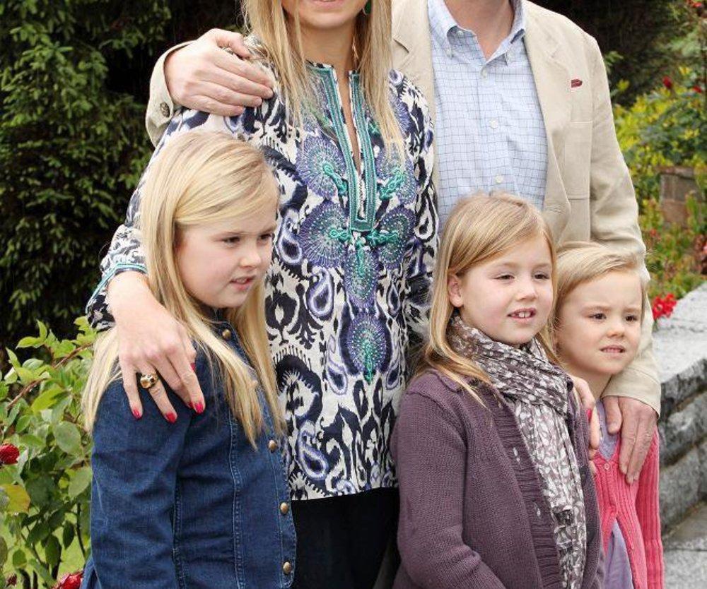 Willem-Alexander und Prinzessin Maxima: König und Königin!