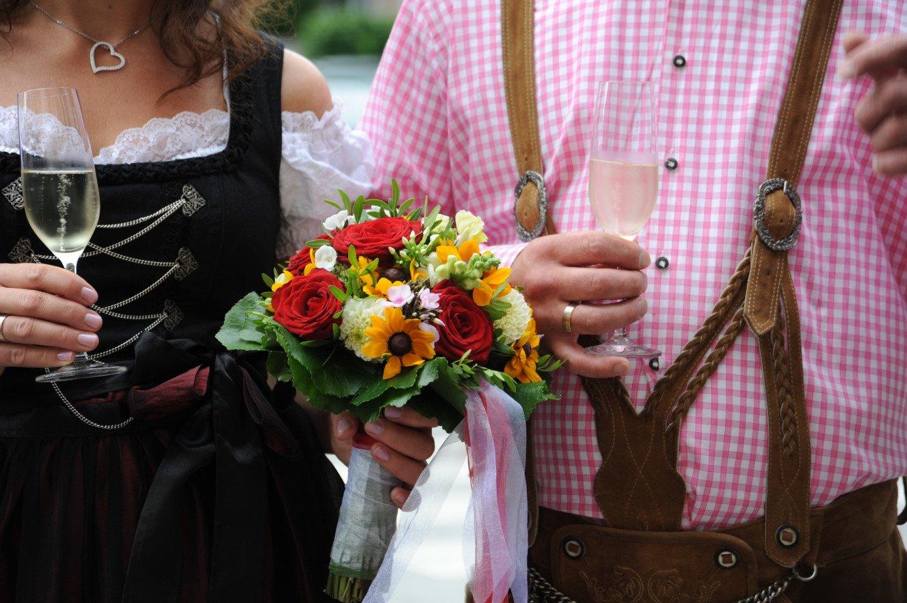 Hochzeitsmotto - Traditionell