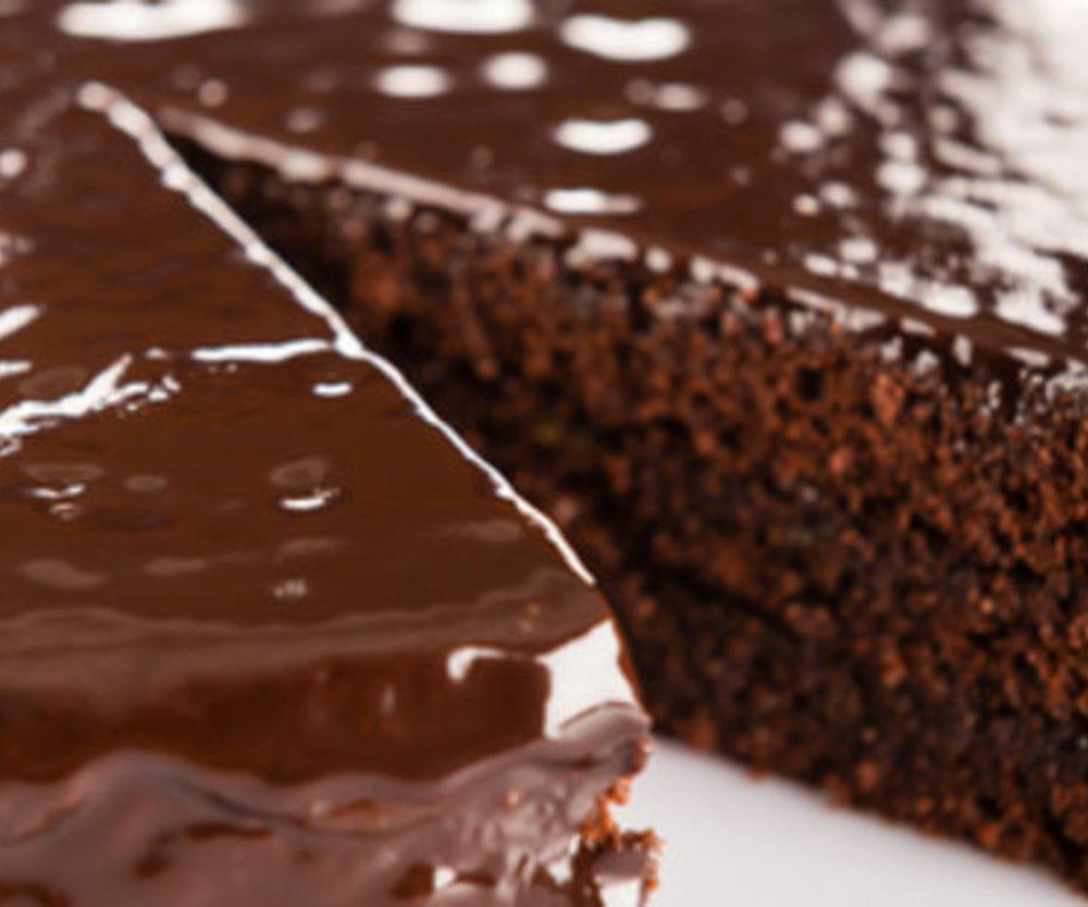 Schoko Nuss Kuchen mit VERPOORTEN ORIGINAL Eierlikör