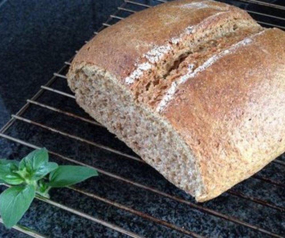 Knusprig leckeres Brot