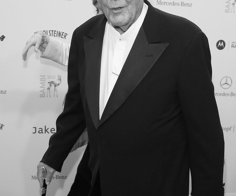 Joachim Fuchsberger ist tot!