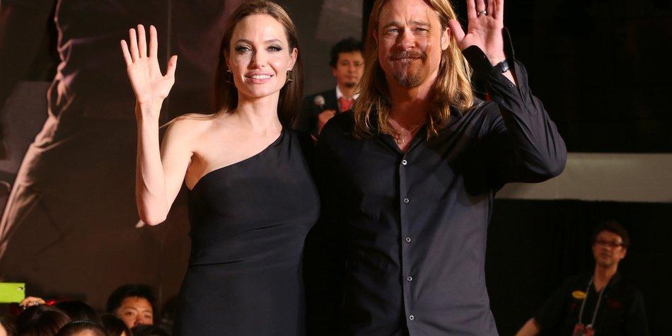Angelina Jolie und Brad Pitt: Planen Sie vier Hochzeitsfeiern?