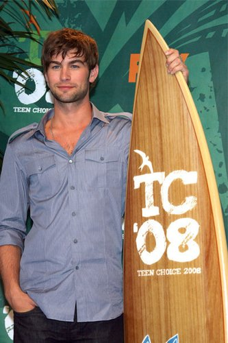 Chace Crawford: Teen Choice Awards