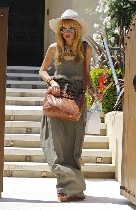 Rachel Zoe in Beverly Hills