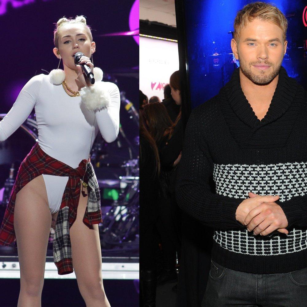 Miley Cyrus: Feiert sie Silvester mit Kellan Lutz?