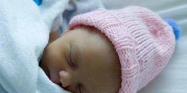 Kind entführt: Schlafendes Baby