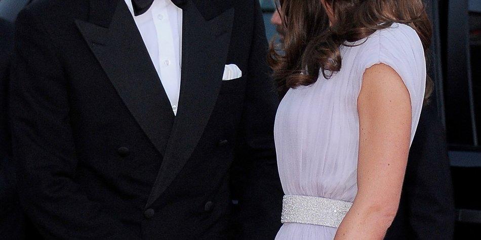 Prinz William & Kate im neuen Haus