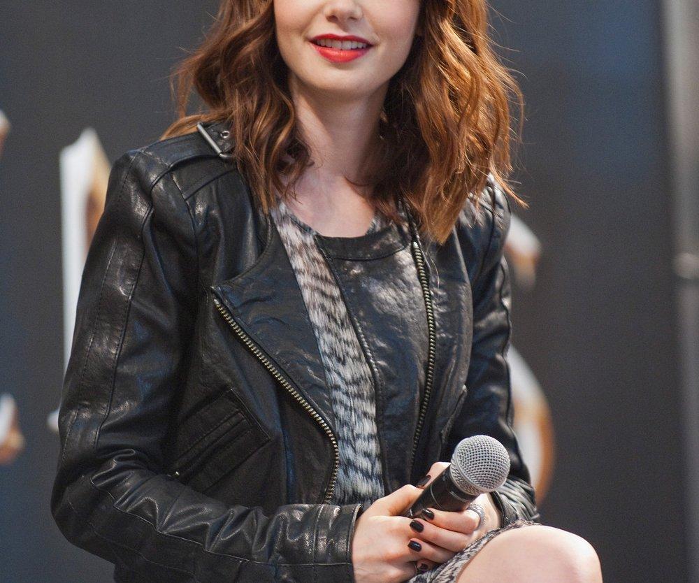 Lily Collins bewundert Kristen Stewart und Jennifer Lawrence