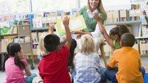 Partizipation im Kindergarten
