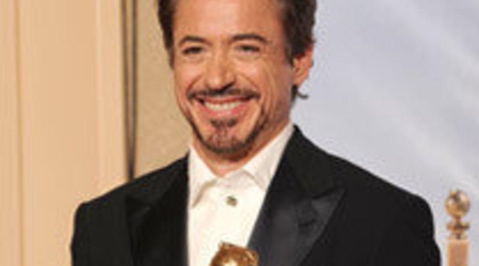 Robert Downey Jr.: Verborgenes Gesangstalent