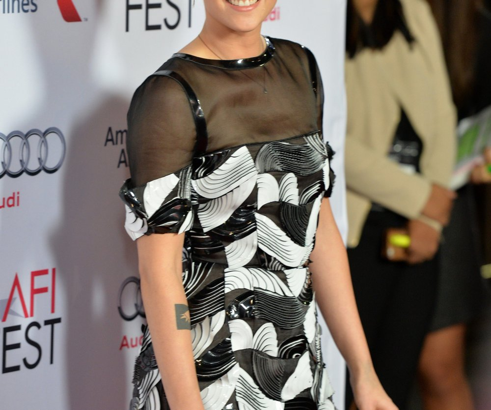 Kristen Stewart: Heiße Küsse mit Chadwick Boseman!