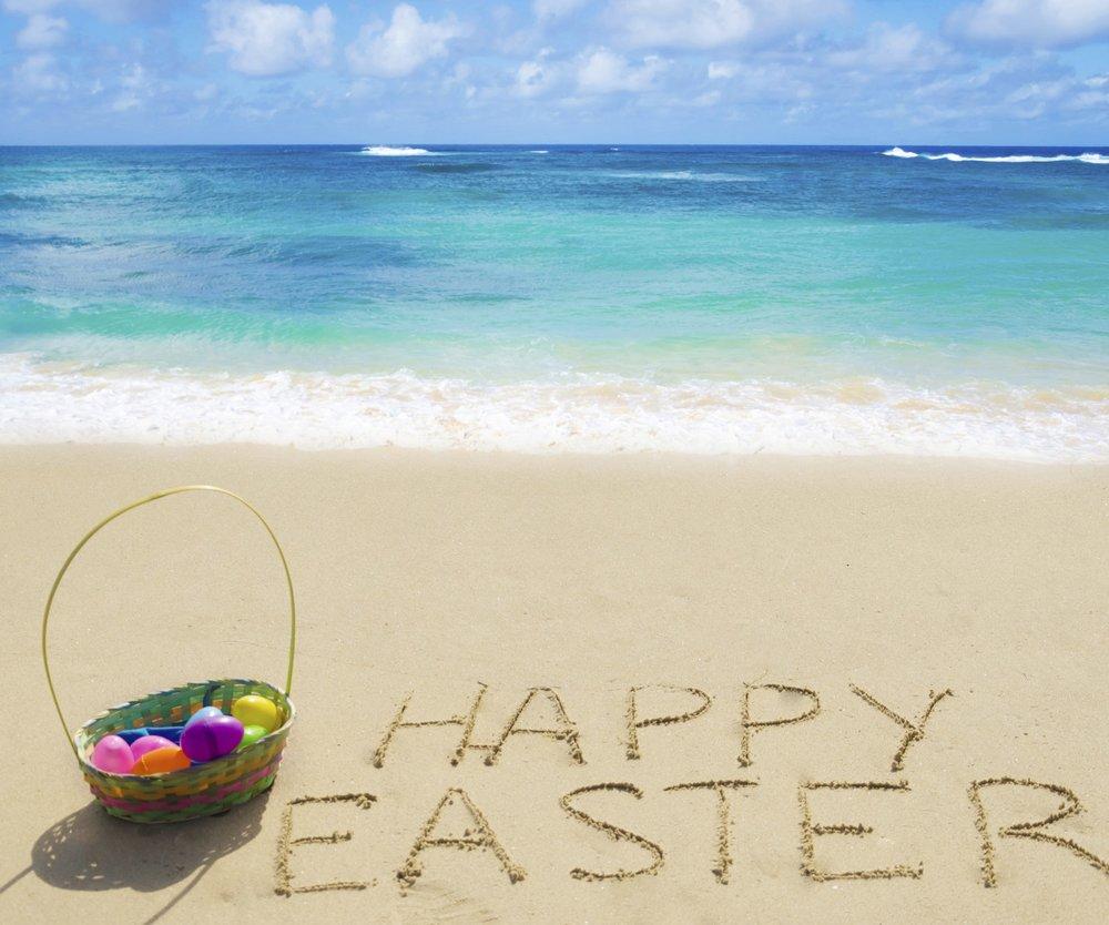 Im Osterurlaub macht die Eiersuche gleich doppelt so viel Spaß!