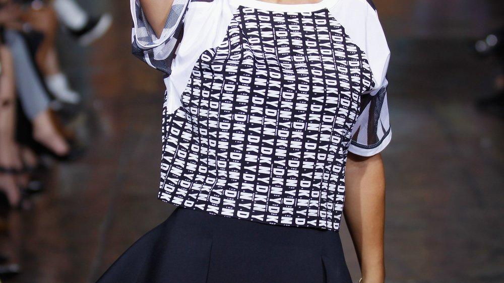 New York Fashion Week: DKNY