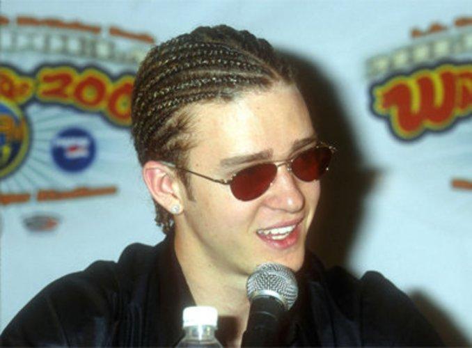 Justin Timberlake - Sänger der Band N'Sync
