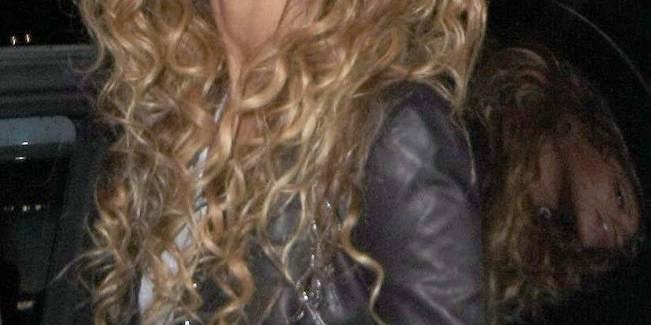 Beyoncé feiert in New York