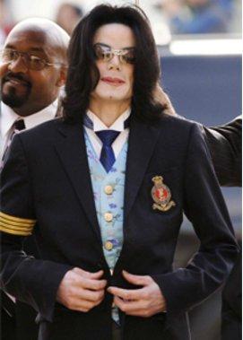 Michael Jackson: Weltstar