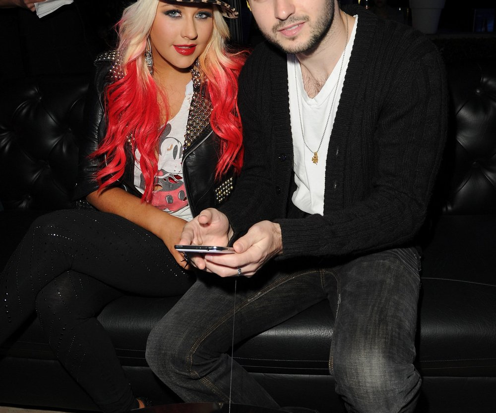 Christina Aguilera hat sich verlobt