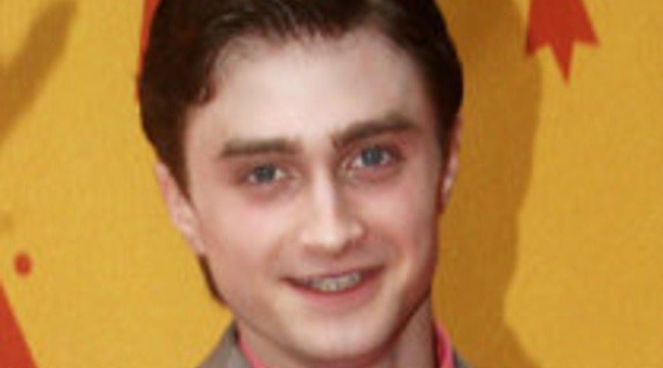 """Daniel Radcliffe bei """"Harry Potter""""-Dreharbeiten erkrankt"""