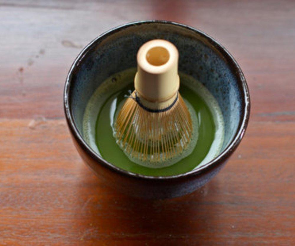 Matcha Tee Zubereiten