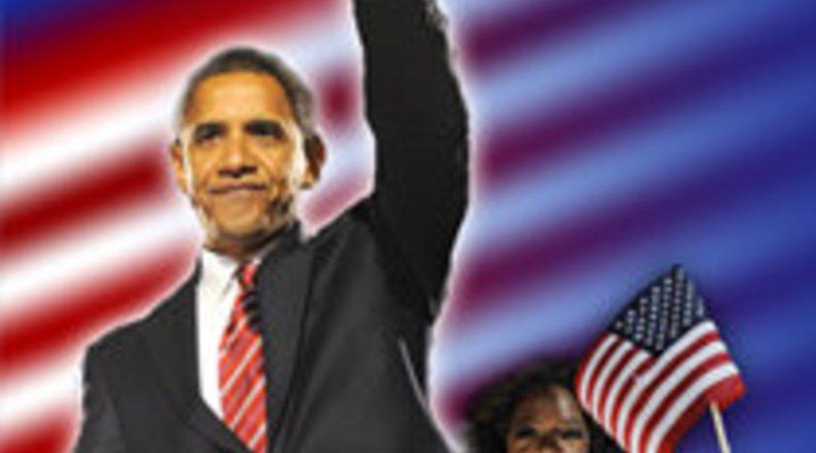 Obama Präsident!