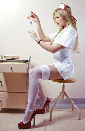 Rollenspiele: Krankenschwester und Arzt sind auch eine prickelnde Kombination
