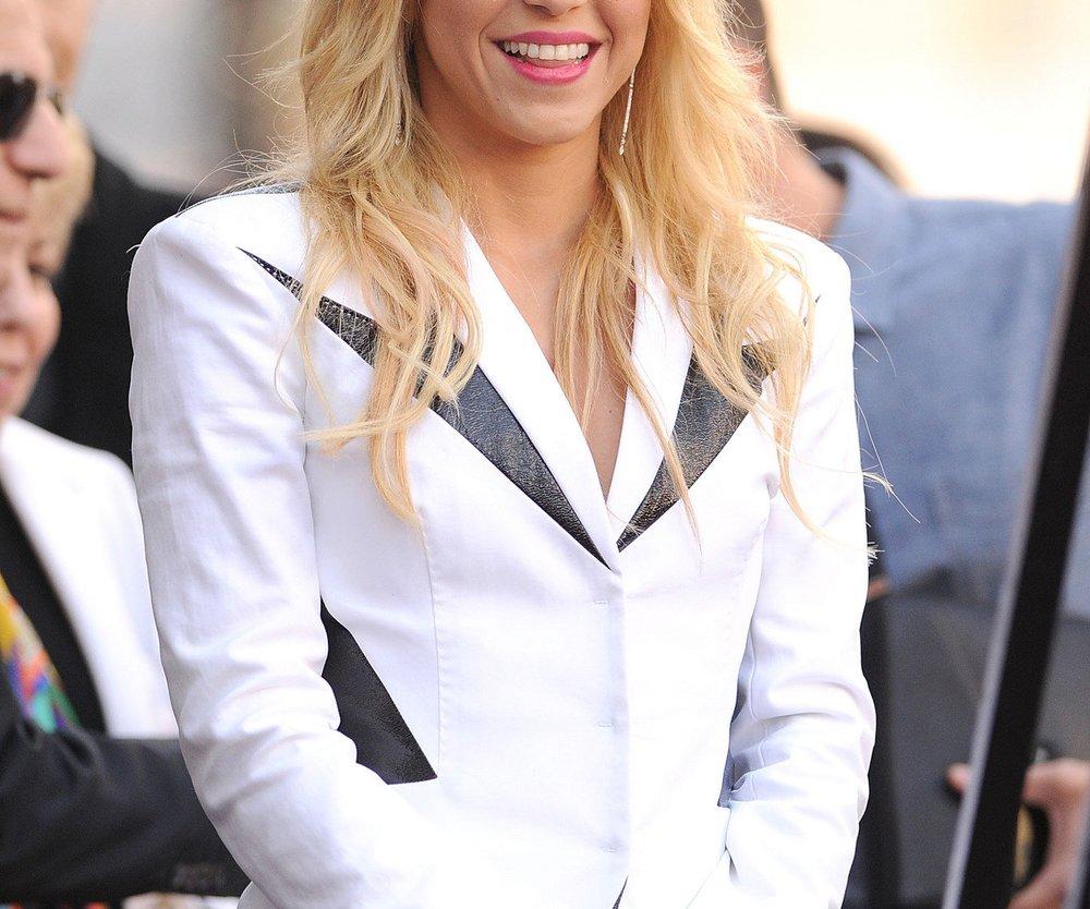 Shakira erhält legendären Stern