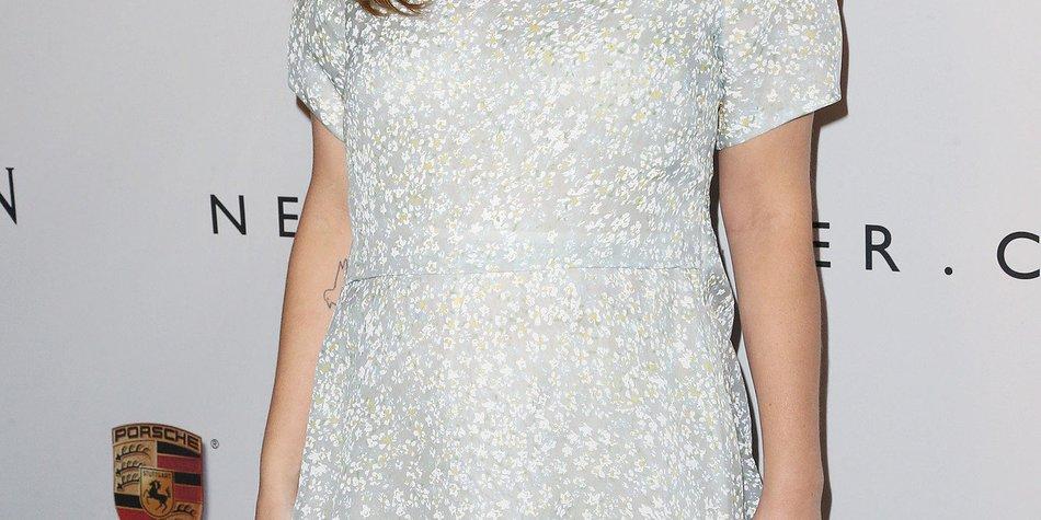 Drew Barrymore: Tritt sie beruflich kürzer?