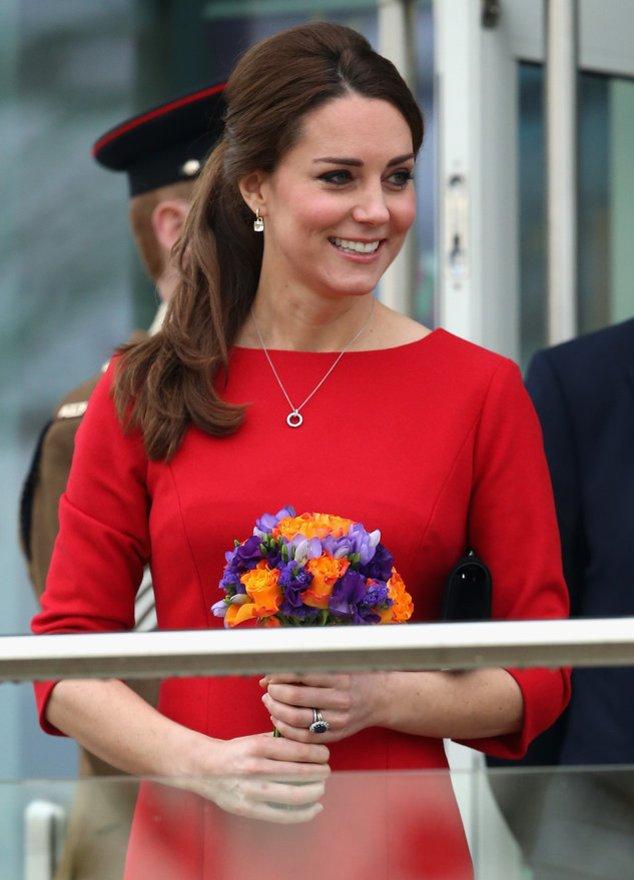 Kate Middleton geht es gut