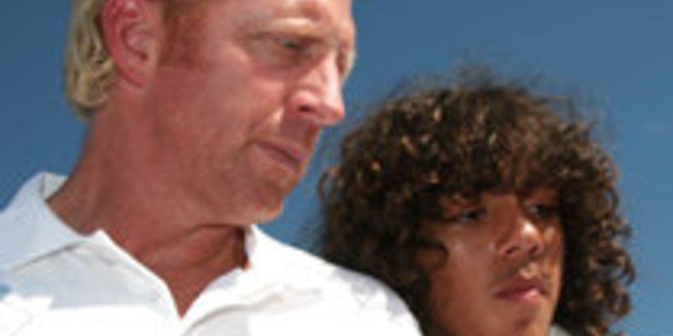 Boris Becker: Weihnachten mit Sohn Noah und dessen Freundin