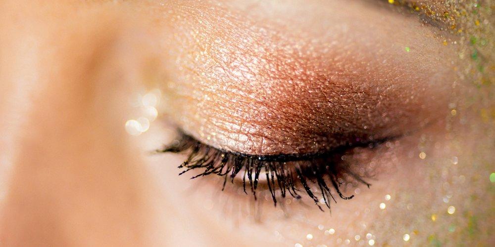 Fairy Dust Make-up Augen