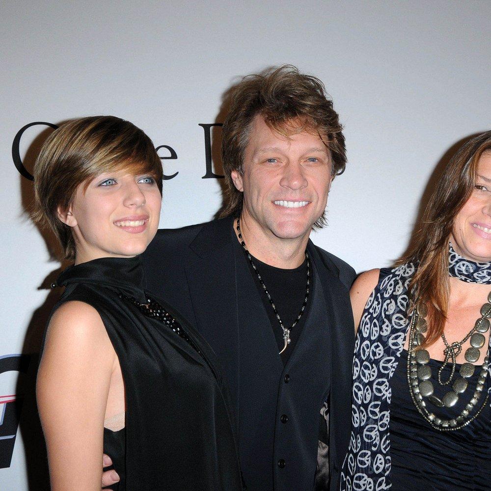 Bon Jovi: Tochter nach Heroin-Überdosis eingeliefert