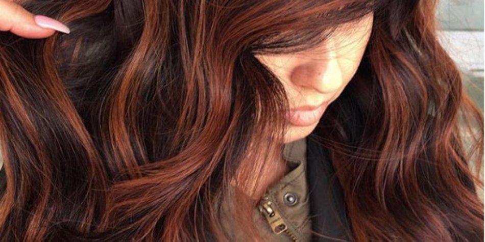 Chili Chocolate Hair