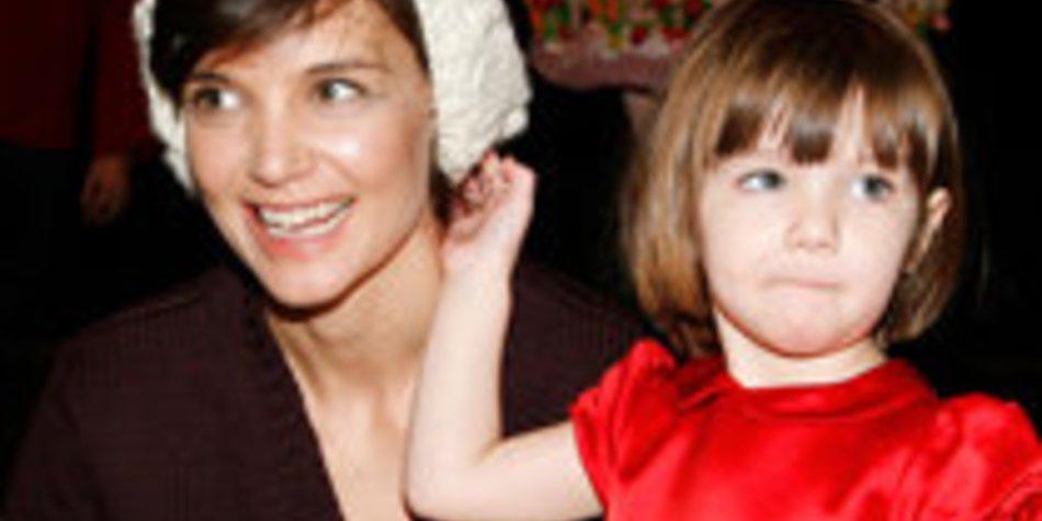 Tom Cruise: Seine Tochter Suri verzaubert alle
